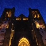 San Francisco cathedral #nofilter