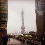 Moody #Shanghai in the rain ❤️