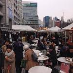 Tokyo farmer's market ❤️