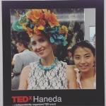 After performing at Tokyo's TEDxHaneda