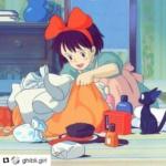 My alter ego basically #Ghibli #Kiki