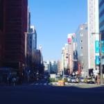 #fukuoka sunny day on way to studio