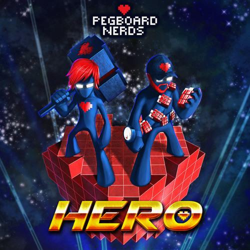 Hero (feat. Elizaveta) by Pegboard Nerds – Single
